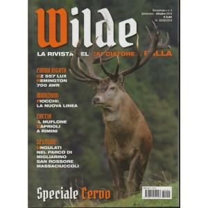 Wilde - n. 4 - bimestrale - settembre - ottobre 2018 -