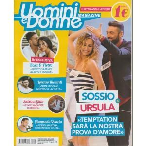 Uomini e donne magazine - settimanale - n. 26 - 31 agosto 2018