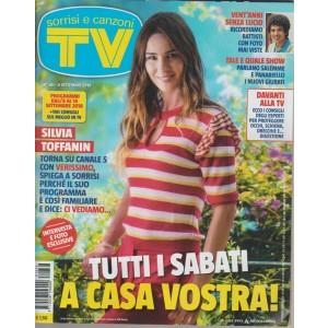 Sorrisi E Canzoni Tv - n. 36 - 4 settembre 2018 - settimanale -