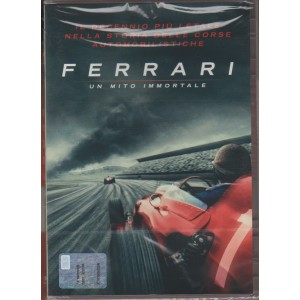 I Dvd Cinema Di Panorama - Ferrari. Un mito immortale - n. 7 - settimanale - settembre 2018