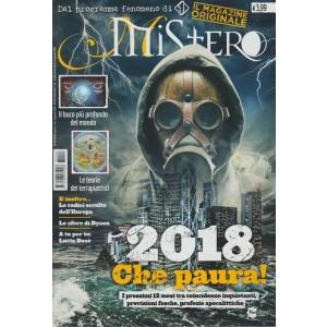 Mistero magazine - mensile n. 58 Gennaio 2018 il buco più profondo del mondo