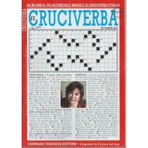Il Cruciverba - n. 296 - settembre 2018 - mensile