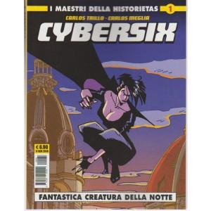 Cosmo Serie Gialla - I maestri della Historietas - Cybersix 1