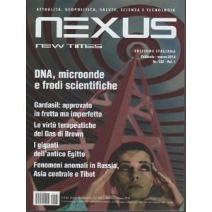 Nexus New Times ediz. Italiana - bimestrale n. 132 vol. 1 - Febbraio 2018