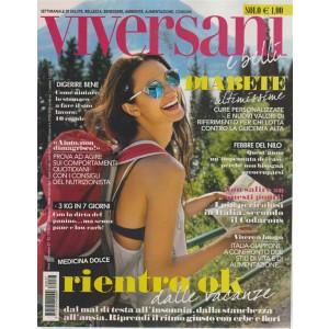 Viversani E Belli - n. 37 - settimanale - 7/9/2018 -