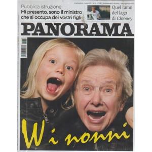 Panorama + Interni - n. 38 - 6 settembre 2018 - settimanale - 2 riviste