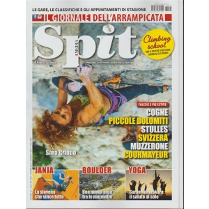 Spit - n. 8 - bimestrale - settembre - ottobre 2018 -