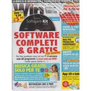 Win Magazine Dvd 8Gb - n. 249 - settembre 2018 - mensile - rivista + DVD