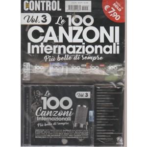Le 100 canzoni internazionali più belle di sempre volume 3 - rivista + CD