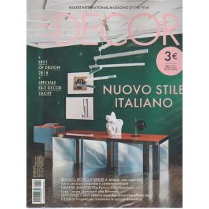 Elle Decor Italia- n. 9 - settembre 2018 -