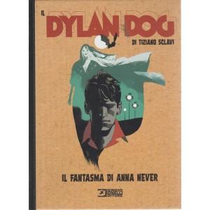 Dylan Dog Di Tiziano - Il Fantasma Di Anna Never - n. 17 - 5 settembre 2018 - mensile