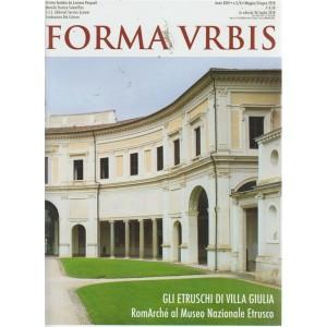 Forma Urbis - n. 6 - luglio 2018 - mensile