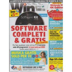 Win Magazine Dvd - n. 9 - mensile - 4/9/2018 rivista + DVD