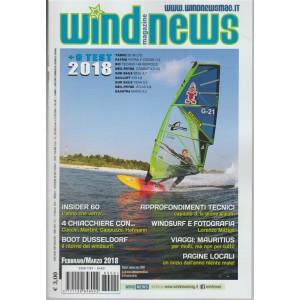 Wind News Magazine - Bimestrale n. 1 Febbraio 2018 - Nove Test 2018