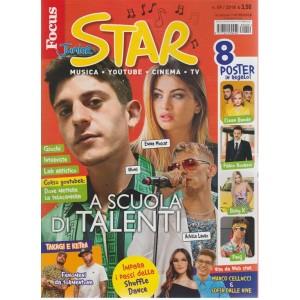 Focus Junior Star - n. 9 - settembre 2018 - mensile -