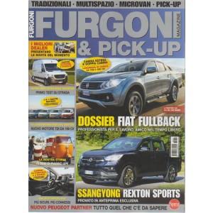 Furgoni Magazine & Pick - up - n. 36 - bimestrale - settembre - ottobre 2018 -