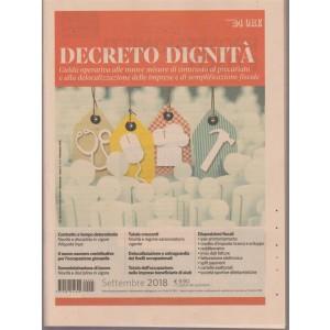 Gli Speciali Di Dossier lavoro - Decreto dignità - n. 3 - bimestrale - settembre 2018 -