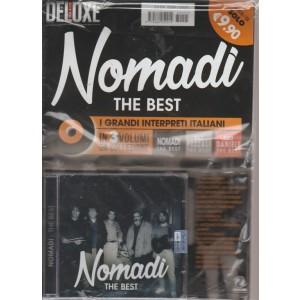 Saifam Music Deluxe Var.91 - Cd Nomadi The Best - rivista + CD -  N. 5 -