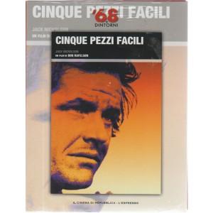 68 E Dintorni - Cinque Pezzi Facili - Un film di Bob Rafelson - Jack Nicholson - n. 15 - 12 settembre 2018 - settimanale
