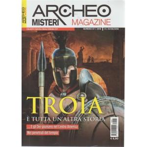 Archeomisteri Magazine - n. 47 - 1/9/2018 -