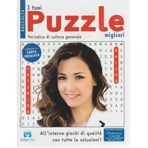Raccolta i tuoi puzzle migliori - n. 5 - bimestrale - 10/9/2018- Caterina Balivo