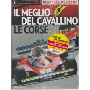 Galleria Ruoteclassiche n. 85 - marzo 2017 - Il meglio del cavallino - 2 volumi - le corse + gli uomini