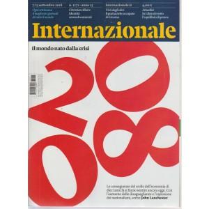 Internazionale - n. 1272 - 7/13 settembre 2018 - settimanale