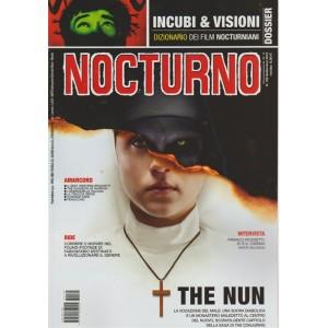 Nocturno Cinema - n. 189 - settembre 2018 -