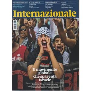 Internazionale - n. 1273 - 14/20 settembre 2018 -
