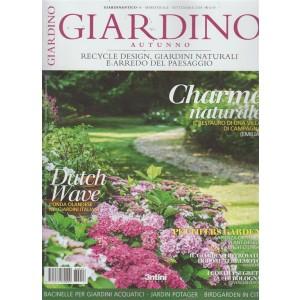 Giardinantico - autunno - n. 46 - semestrale - settembre 2018 -
