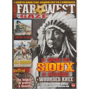 Far West Gazette extra - n. 4 - bimestrale - settembre - ottobre - 2018