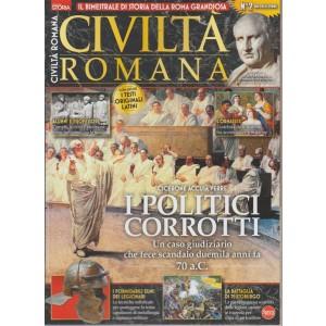 Civilta' Romana - n. 2 - bimestrale - ottobre - novembre 2018 -