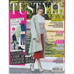 Tu Style - N. 39 - 18 settembre 2018 - settimanale