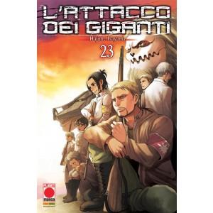 Manga: L'Attacco dei Giganti   23 - Generation Manga   23
