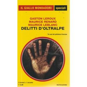 Il giallo Mondadori speciali - Delitti d'oltralpe - n. 87 - settembre 2018 -