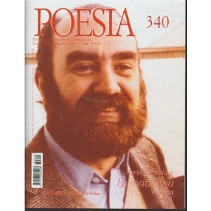 Poesia - n. 340 - mensile - settembre 2018 -