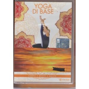 I Dvd Di Sorrisi Col 3 - Yoga Di Base - n. 25 - settimanale - settembre 2018 - prima uscita