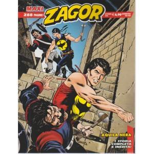 Zagor Maxi - Aquila Nera - n. 34 - settembre 2018 - quadrimestrale - 288 pagine