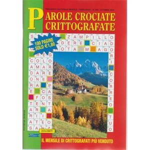 Parole crociate crittografate - n. 306 - mensile - ottobre 2018 - 100 pagine