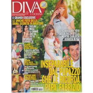 Diva E Donna  - n. 38 - 25 settembre 2018 - settimanale femminile