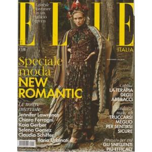 Elle - n. 10 - ottobre 2018 - mensile -