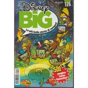 Disney Big - n. 126 - ottobre 2018 -