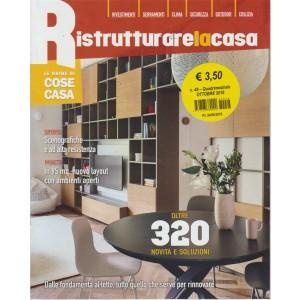 Guide Cose Di Casa - Ristrutturare la casa - n. 48 - quadrimestrale - ottobre 2018
