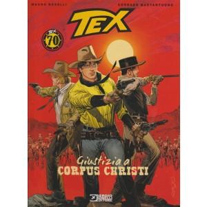"Tex Stella d'oro - semestrale n. 27 Febbraio 2018 ""Giustizia a Corpus Christi """