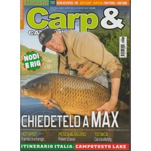 Carp & Catfishing - bimestrale n. 33 Febbraio 2018 NODI e RIG: chiedetelo a MAX