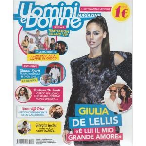 Uomini E Donne Magazine - n. 29 - settimanale - 21 settembre 2018