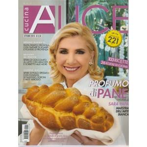 Alice Cucina - n. 10 - ottobre 2018 - mensile