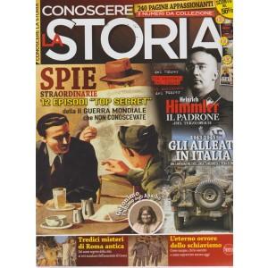 Conoscere La Storia  n. 16 - bimestrale - settembre - ottobre 2018 - 240 pagine - 3 numeri da collezione