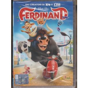 Dai creatori di Rio e l'Era glaciale Ferdinand - i dvd kids di Sorrisi n. 20 - settimanale - novembre 2018
