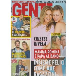 Gente - n. 39 - 29/9/2018 - settimanale